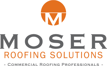 Moser Roofing Solutions logo.